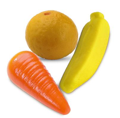 Marzipan-fruits